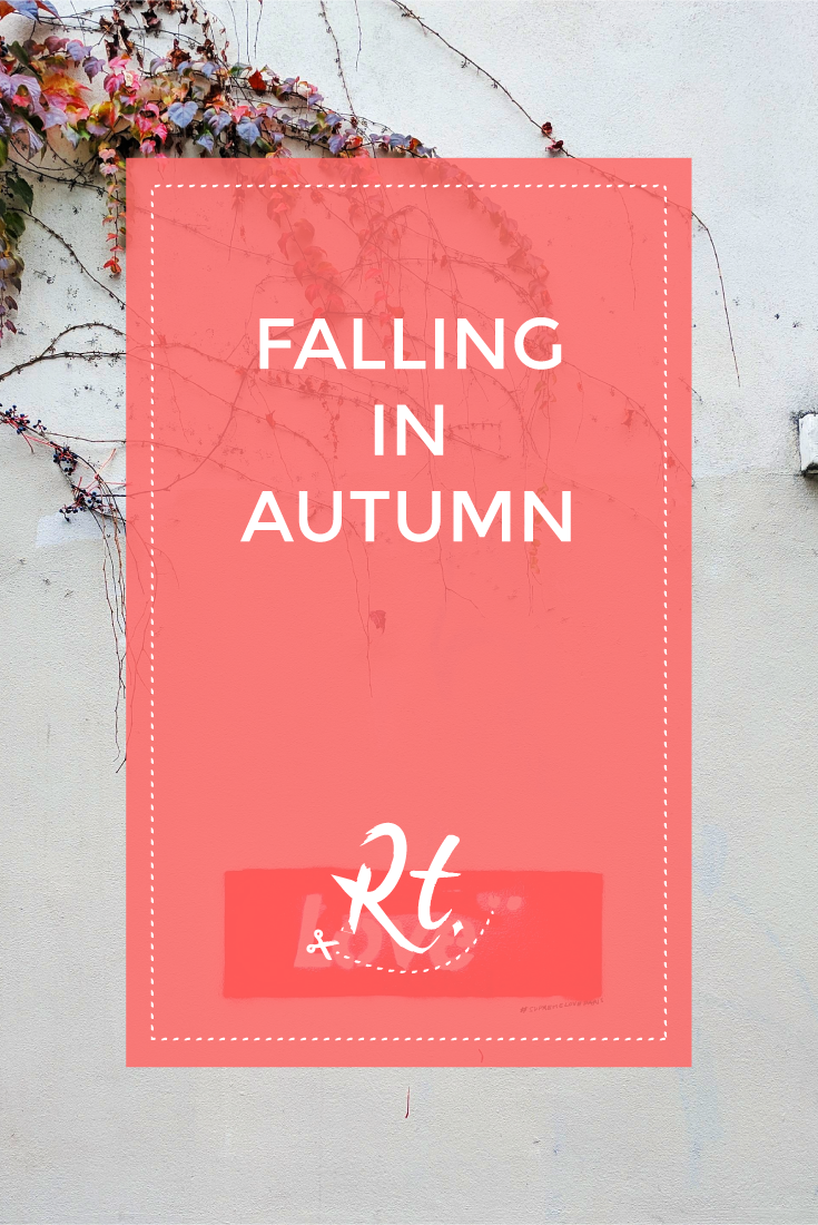 Falling in Autumn by Rosh Thanki, paris love street art by dein