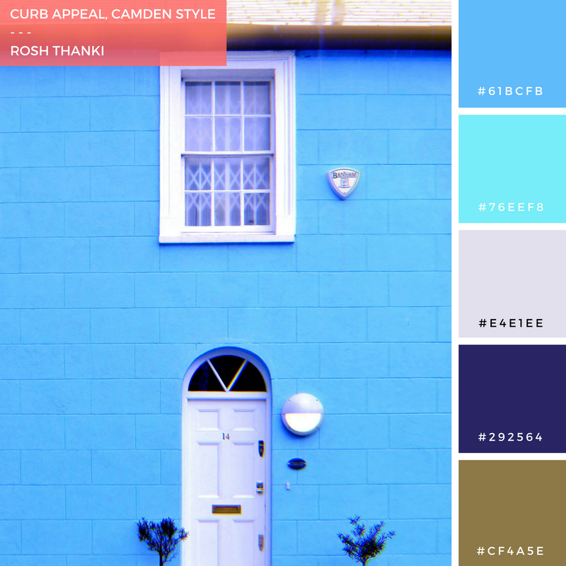 Colour Palette for Curb Appeal, Camden Style by Rosh Thanki, blue house in camden town.png
