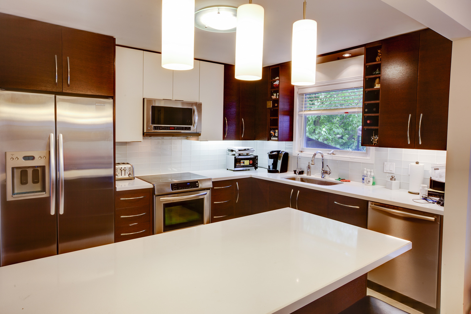 Kitchen remodelling Project, Toronto 2012