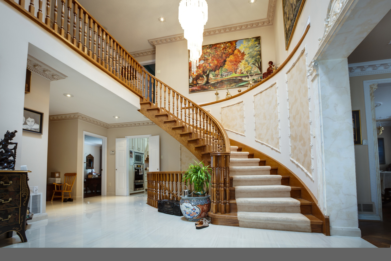 Staircase. Etobicoke, 2013