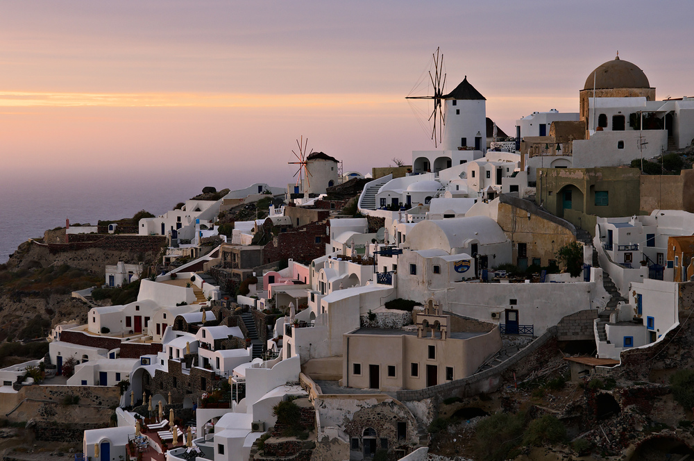 Santorini, Greece (2006)