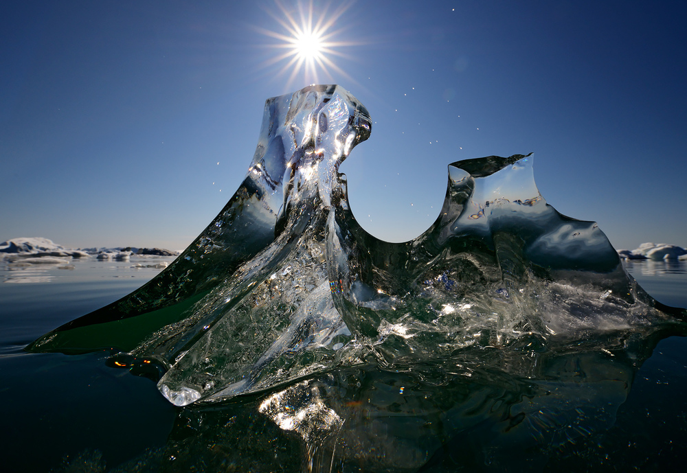 Cold Sculpture