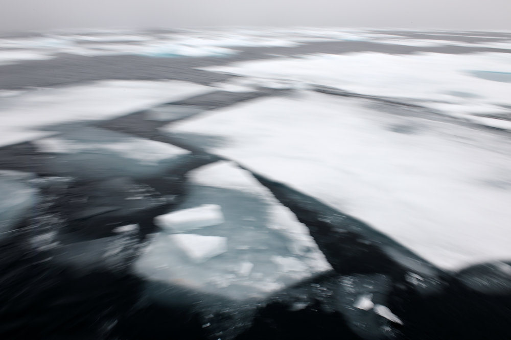 Drift Ice II