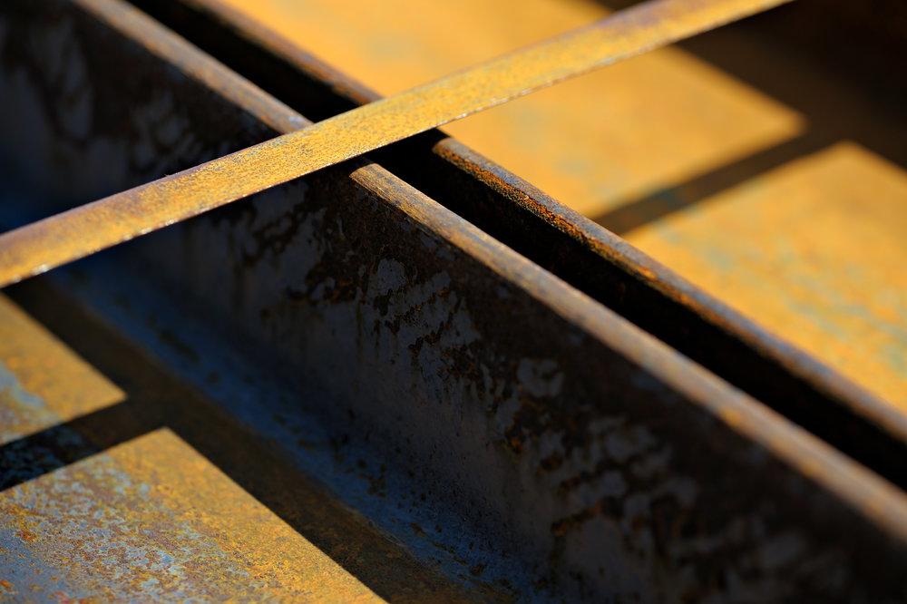 Rusty Lines