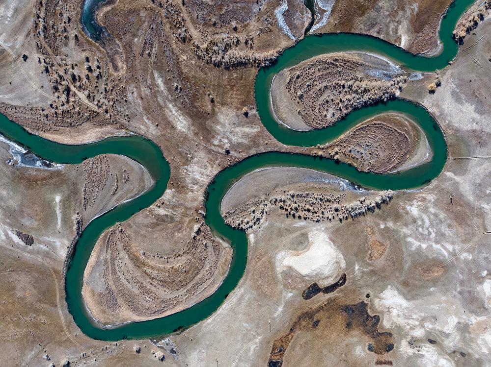 Bending River