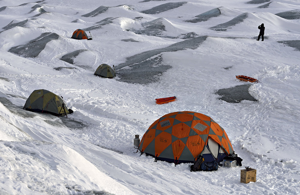 """Camp Icecap"""