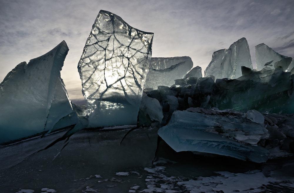 Ice Glass