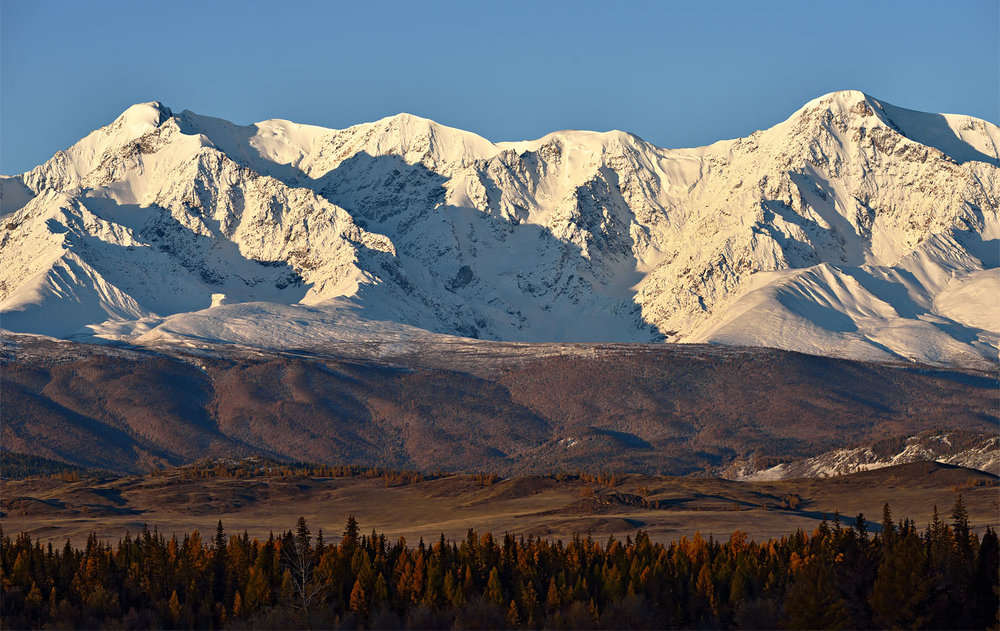 Strange and awe inspiring: the Altai Mountains