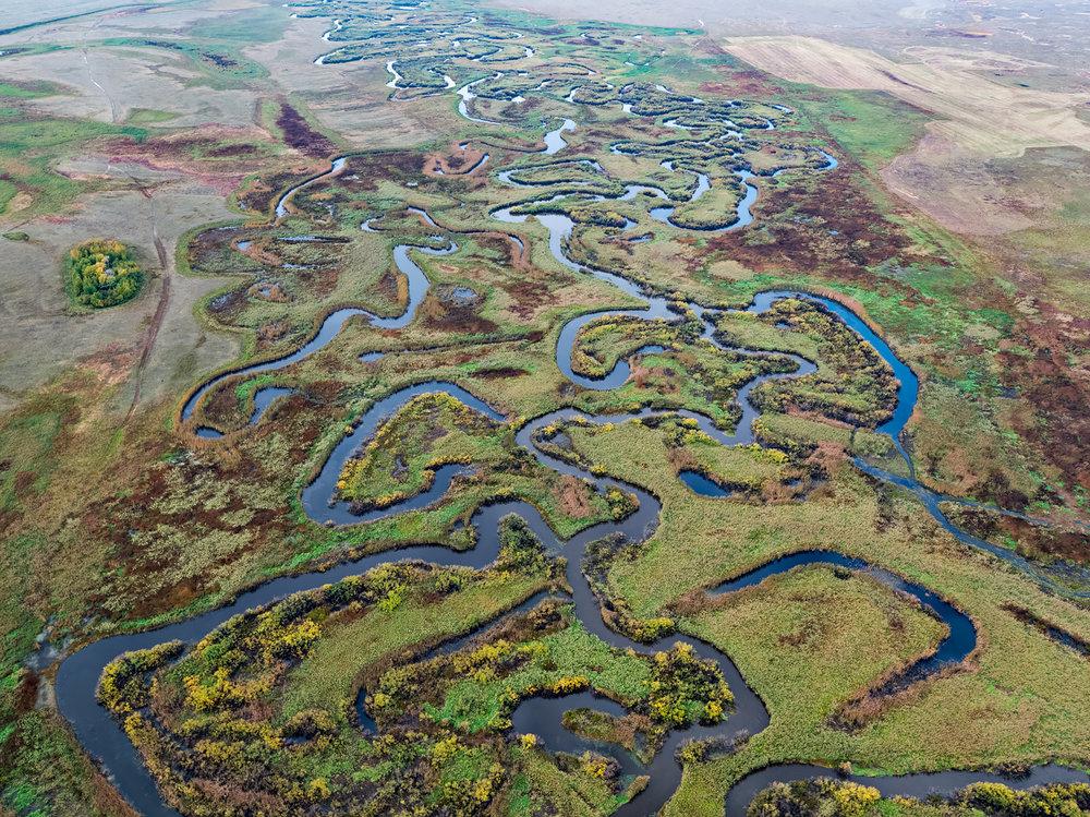 Sibirien: wo Flüsse noch freie Entfaltung genießen