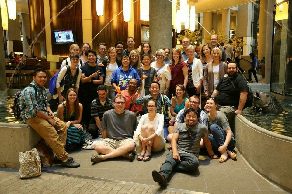 A Team from Mission Adelante was inspired to do justly, love mercy, and walk humble at the annual CCDA conference this month.