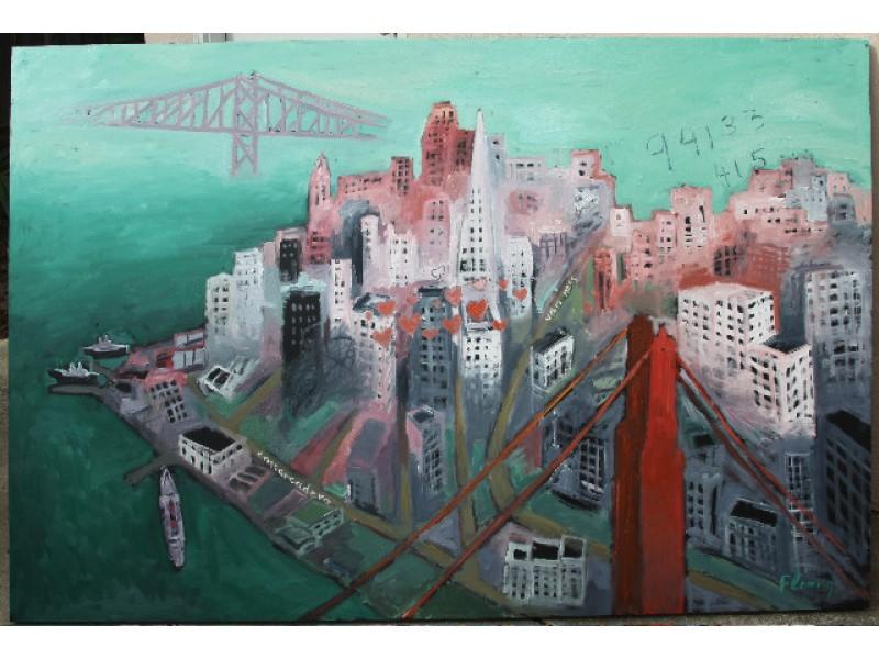 San Francisco On My Mind
