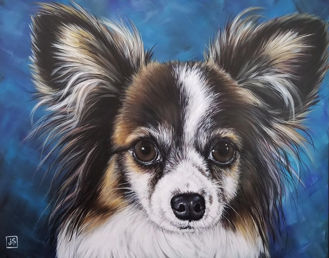 66889c971ae4 I used to mainly draw with graphite pencils and color pencils. Back in my  20's, I was always asked to draw my coworkers pets ...