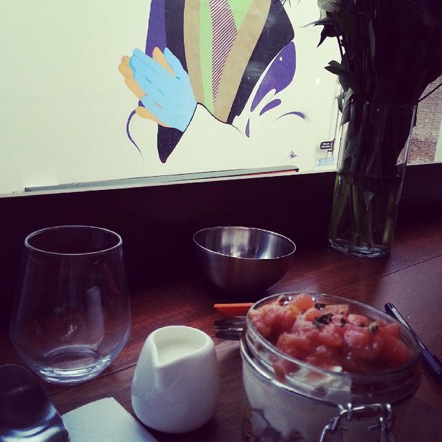 Breakfast in Temple Bar