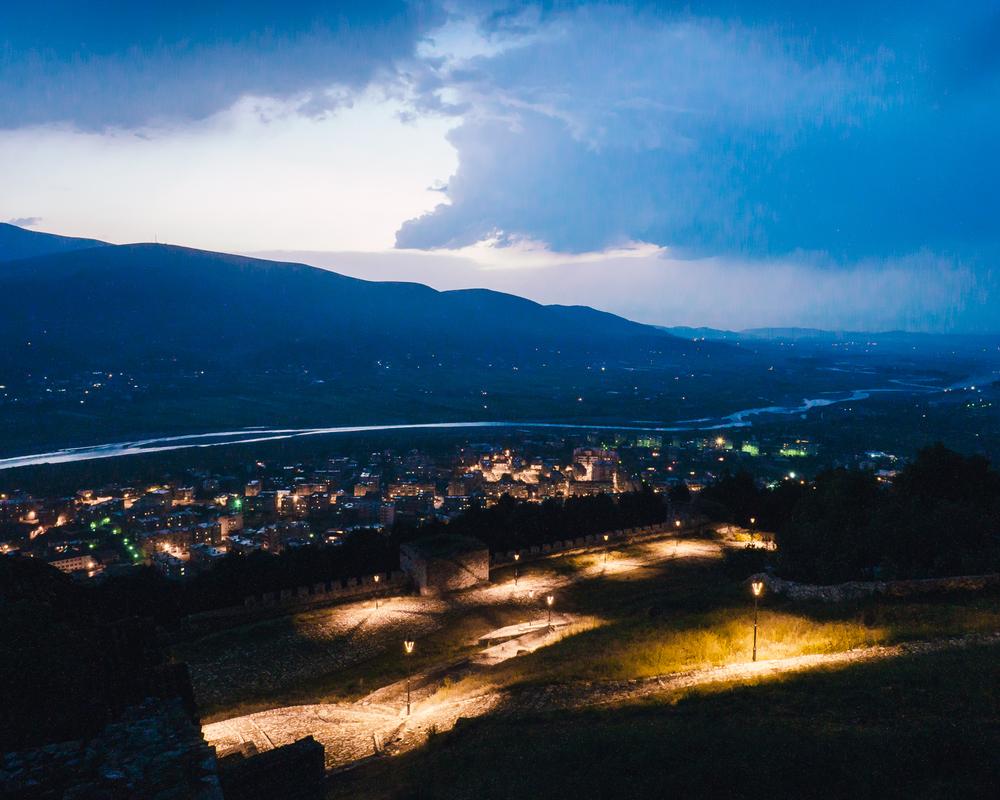 Berat, Albania, 2015