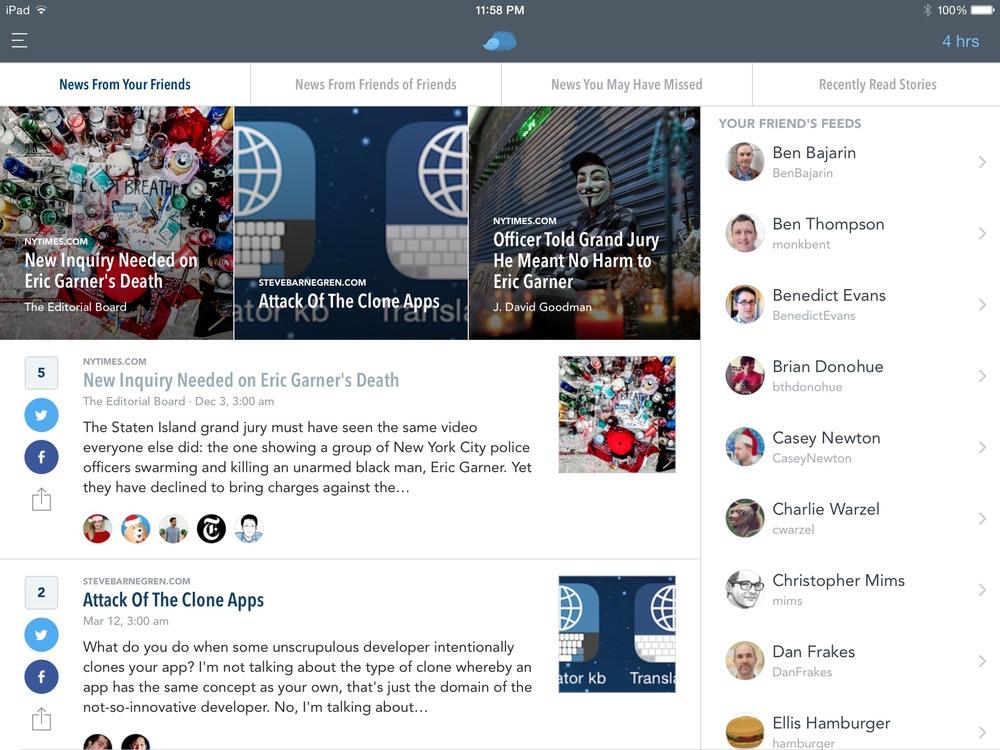 Nuzzel review ipad screenshot 1.JPG