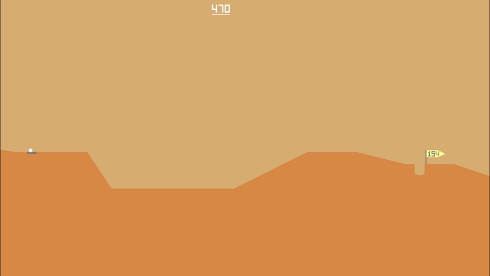 desert golfing review
