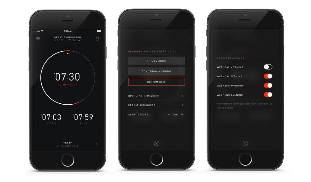 Rizon iOS App Review Screenshots
