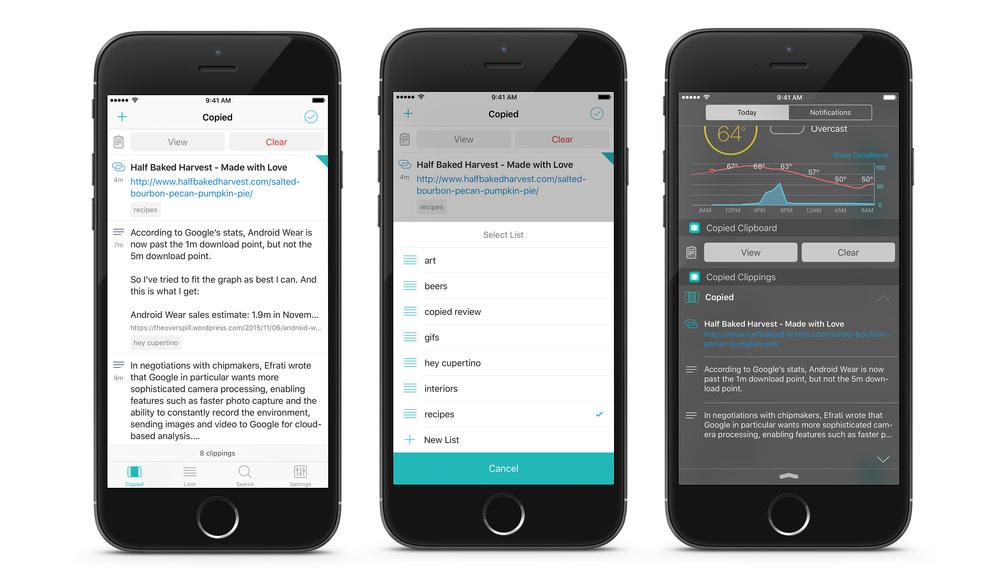 copied app review screenshots