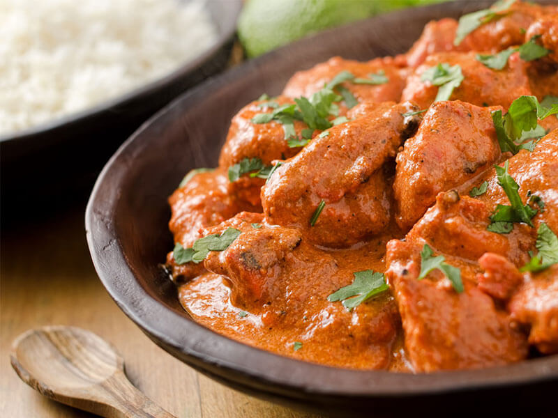 Butter Chicken Masala..... -