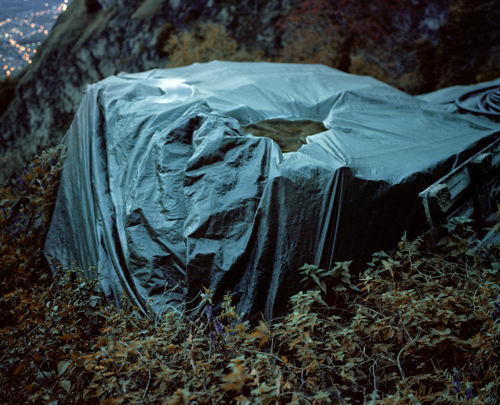 """""""Noyau liquide"""", extrait de la série """"La Mécanique céleste"""", ©DelphineSchacher/2014"""