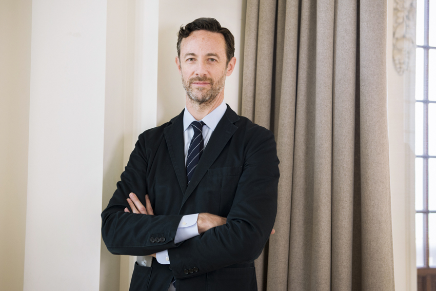 Darius Himes,  International Head on Photographs, Christie's New York