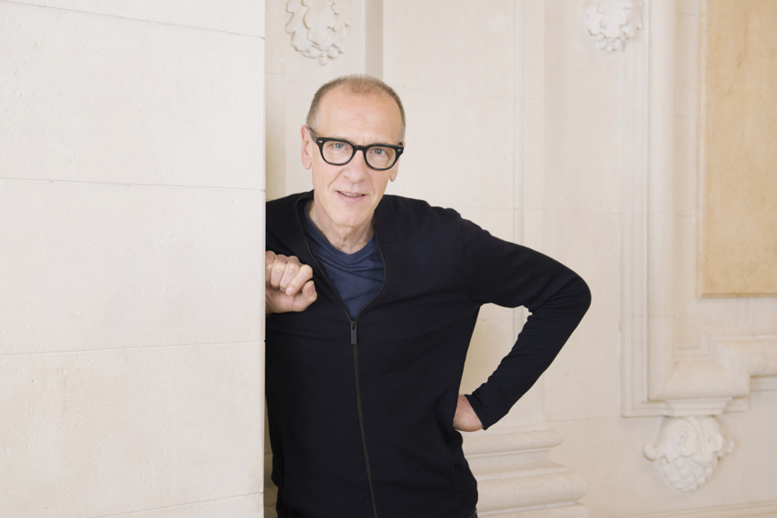 Christian Marclay, artist, president of the Jury of the Grand Prix Images Vevey 2017/2018