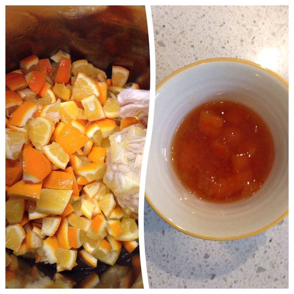 Sarah's marmalade