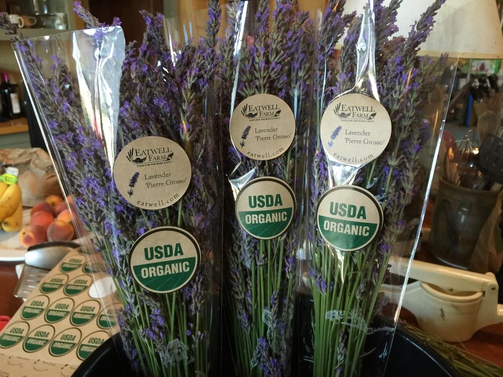 Eatwell Farm Lavender