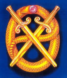Theta Chi Badge