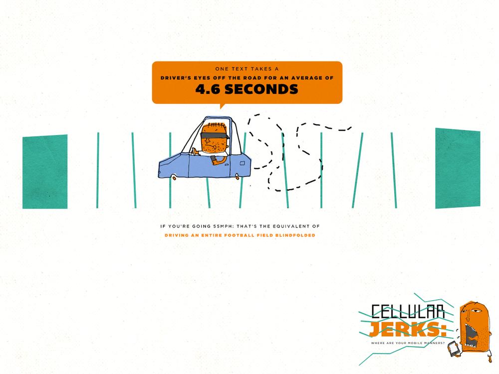 Cellular Jerks / 2012