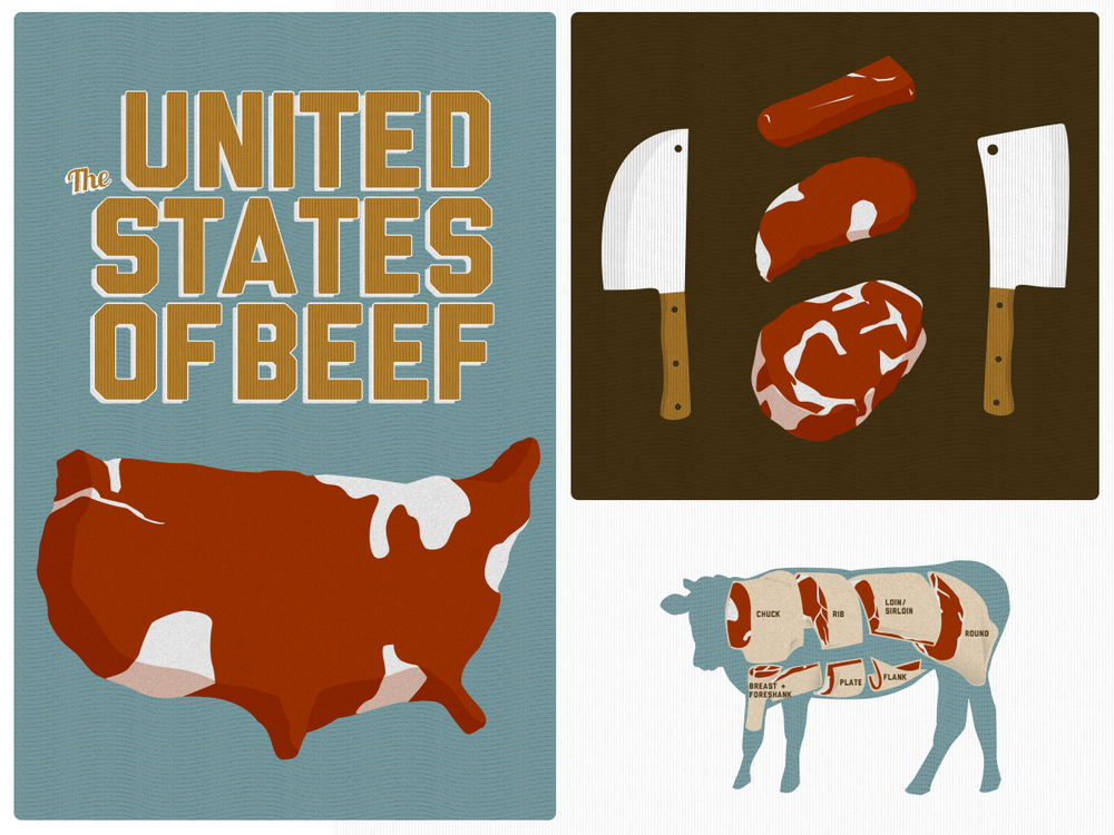 The United States of Beef / 2012