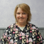 Peggy Resick  Certified Veterinary Technician