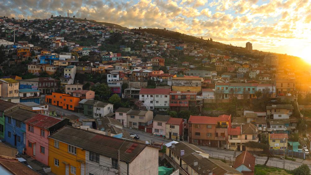 Valparaiso - Left side