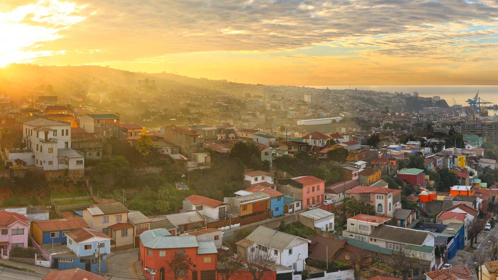 Valparaiso - Center