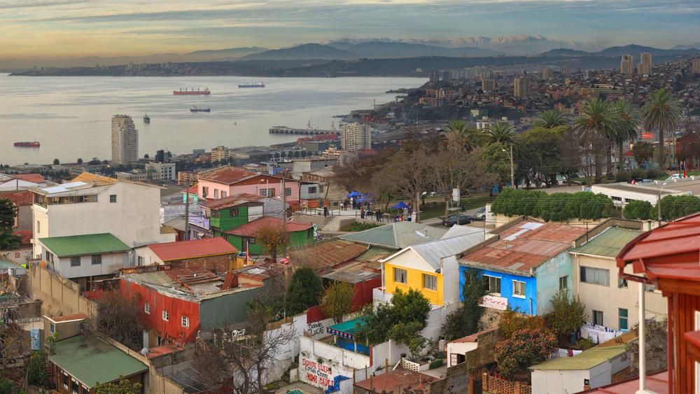 Valparaiso Right side