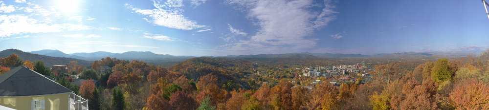Asheville Fall