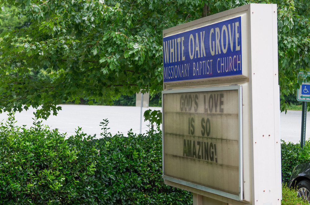 white oak grove missionary baptist church greensboro nc