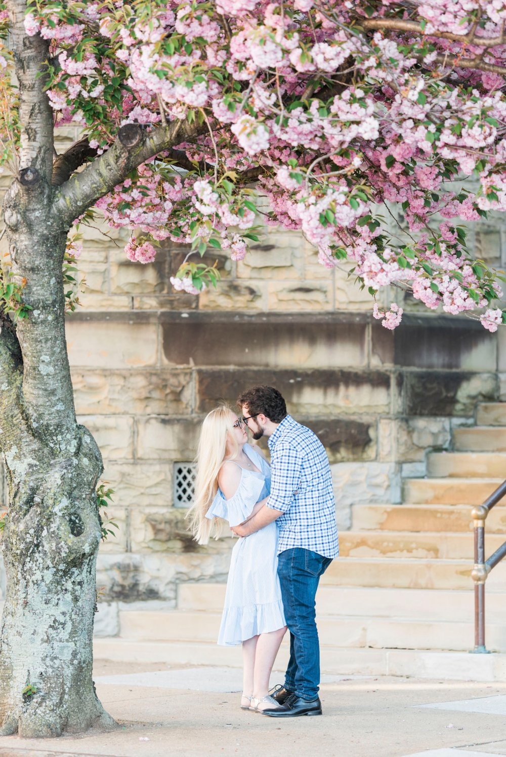 LaunceTarah_VirginiaWeddingPhotographer_EngagementSession_LynchburgVA_DowntownLynchburg_SpringEngagement 3.jpg