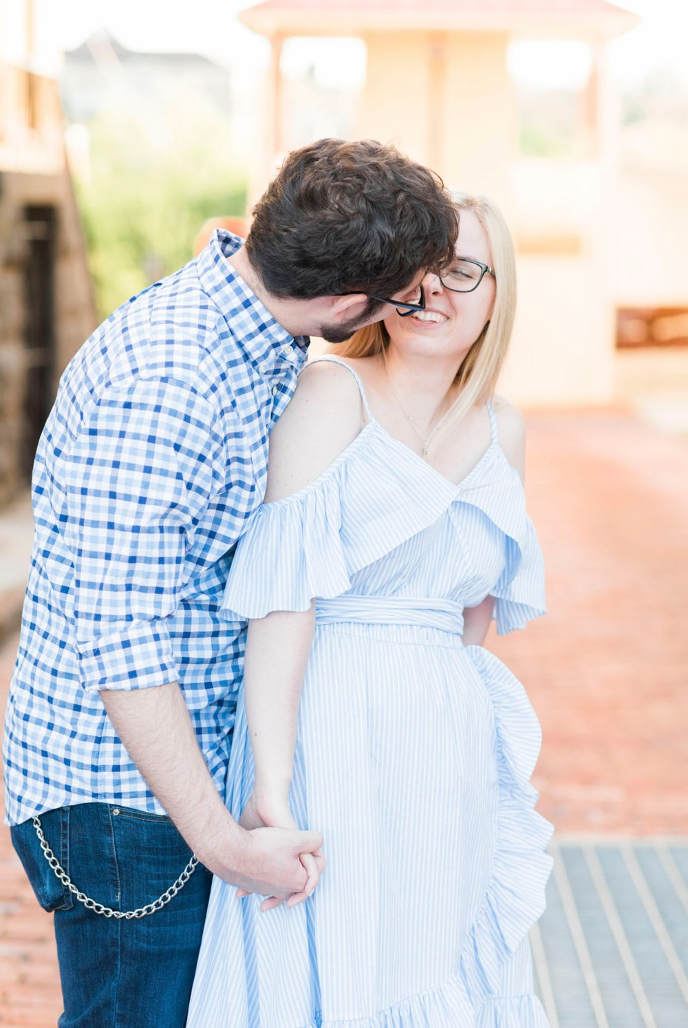 LaunceTarah_VirginiaWeddingPhotographer_EngagementSession_LynchburgVA_DowntownLynchburg_SpringEngagement 14.jpg
