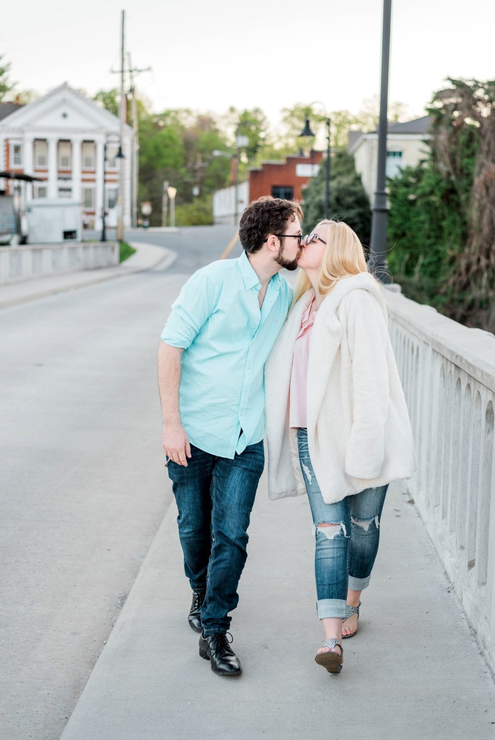 LaunceTarah_VirginiaWeddingPhotographer_EngagementSession_LynchburgVA_DowntownLynchburg_SpringEngagement 25.jpg