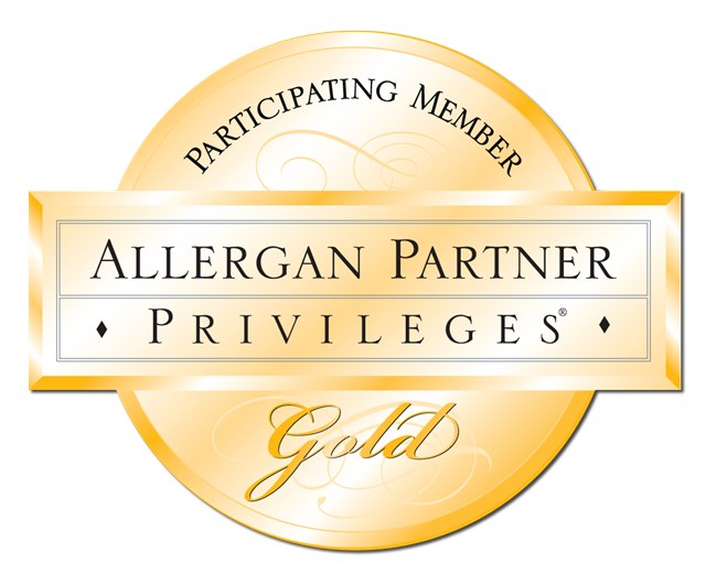 Allergan Gold Partner