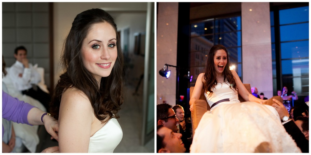 Philly Wedding, Loews Hotel, Makeup for Fair Skin