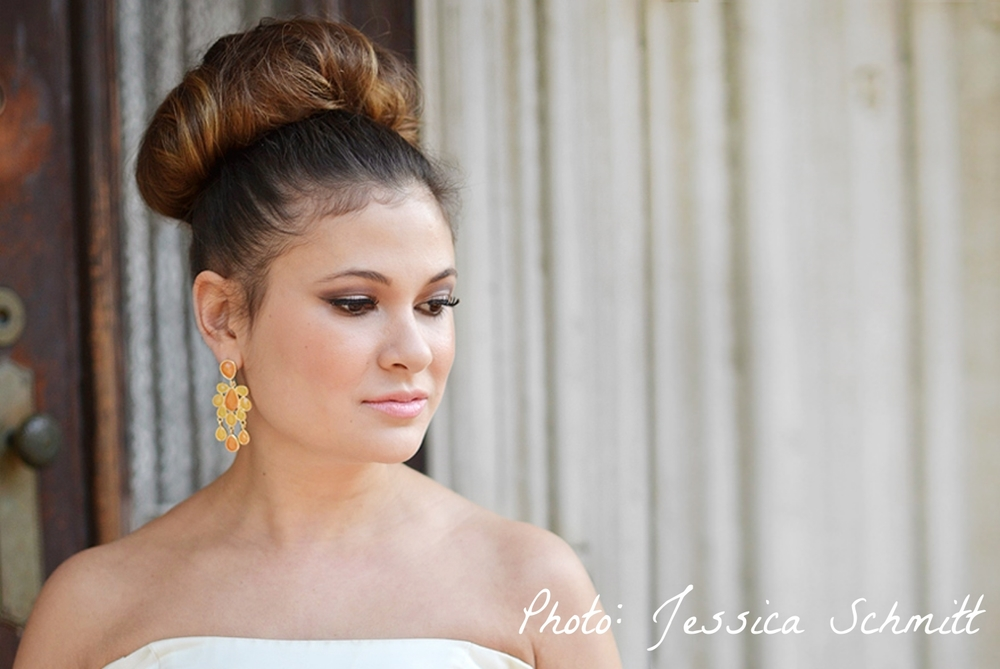 NYC Wedding Makeup, Photographer: Jessica Schmitt