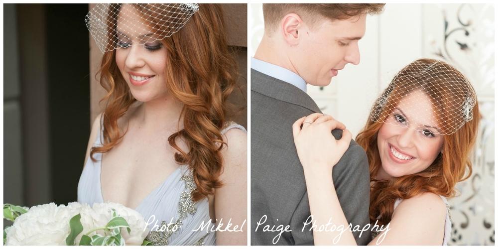 Photographer: Mikkel Paige; Redhead Makeup, NY Makeup Artist