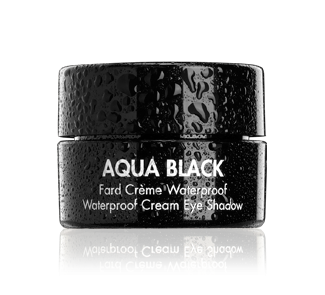 Aqua Black Waterproof Cream Eye Shadow