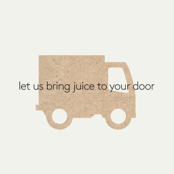 We deliver straight to your door. Click here for more info.