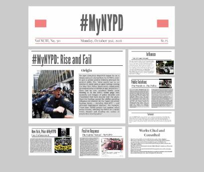 """#MyNYPD: Rise and Fall"""
