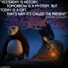 Wisdom From Kung Fu Panda