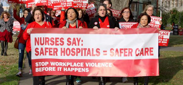 photo from National Nurses United
