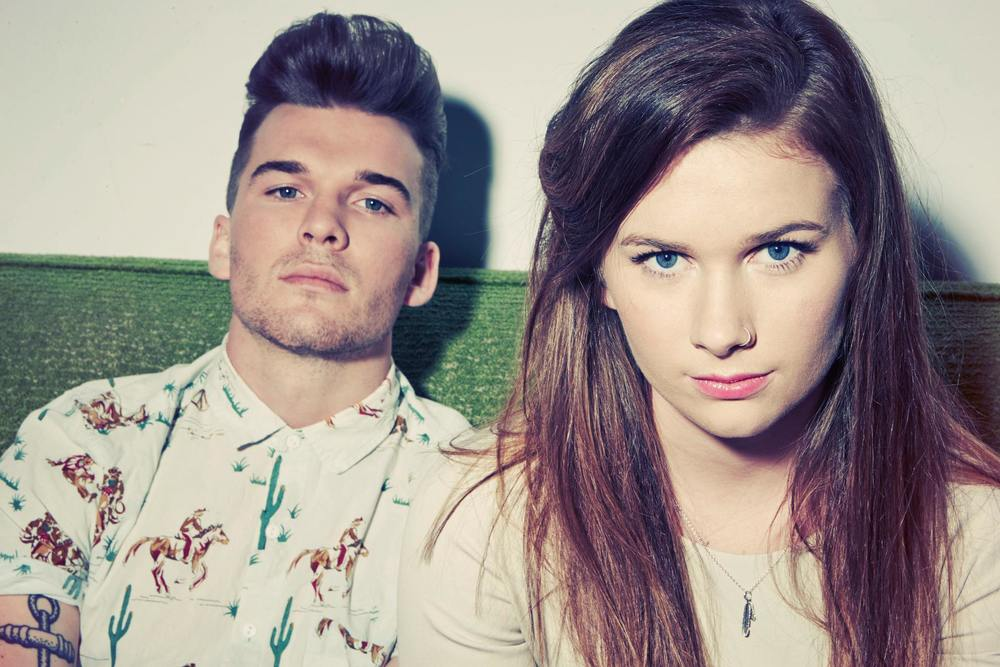 Caleb and Georgia Nott aka BROODS